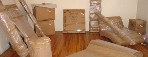 جمع آوری و بسته بندی وسایل منزل 1